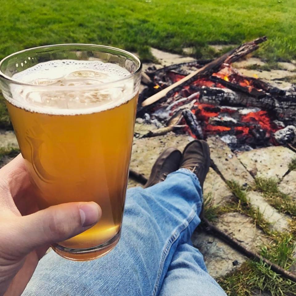 Cream Ale Campfire